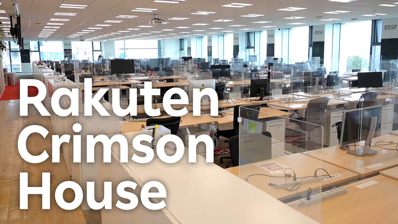 New Infection Prevention Measures at Rakuten Crimson House