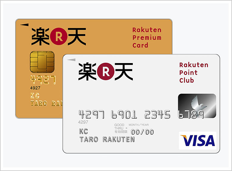 Launch of Rakuten Card service