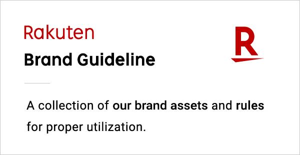 Rakuten Brand Guideline