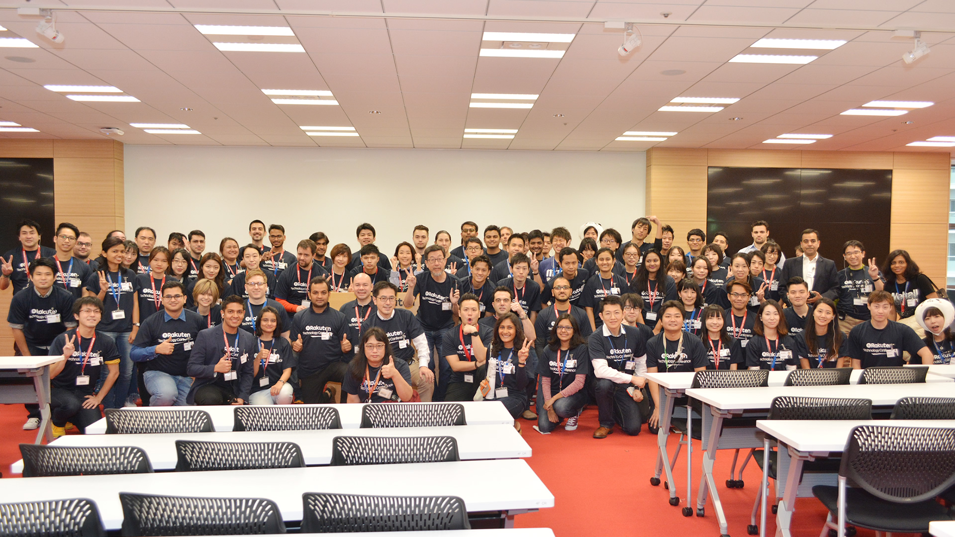 Meeting of Engineering Minds: Rakuten Technology Conference 2017