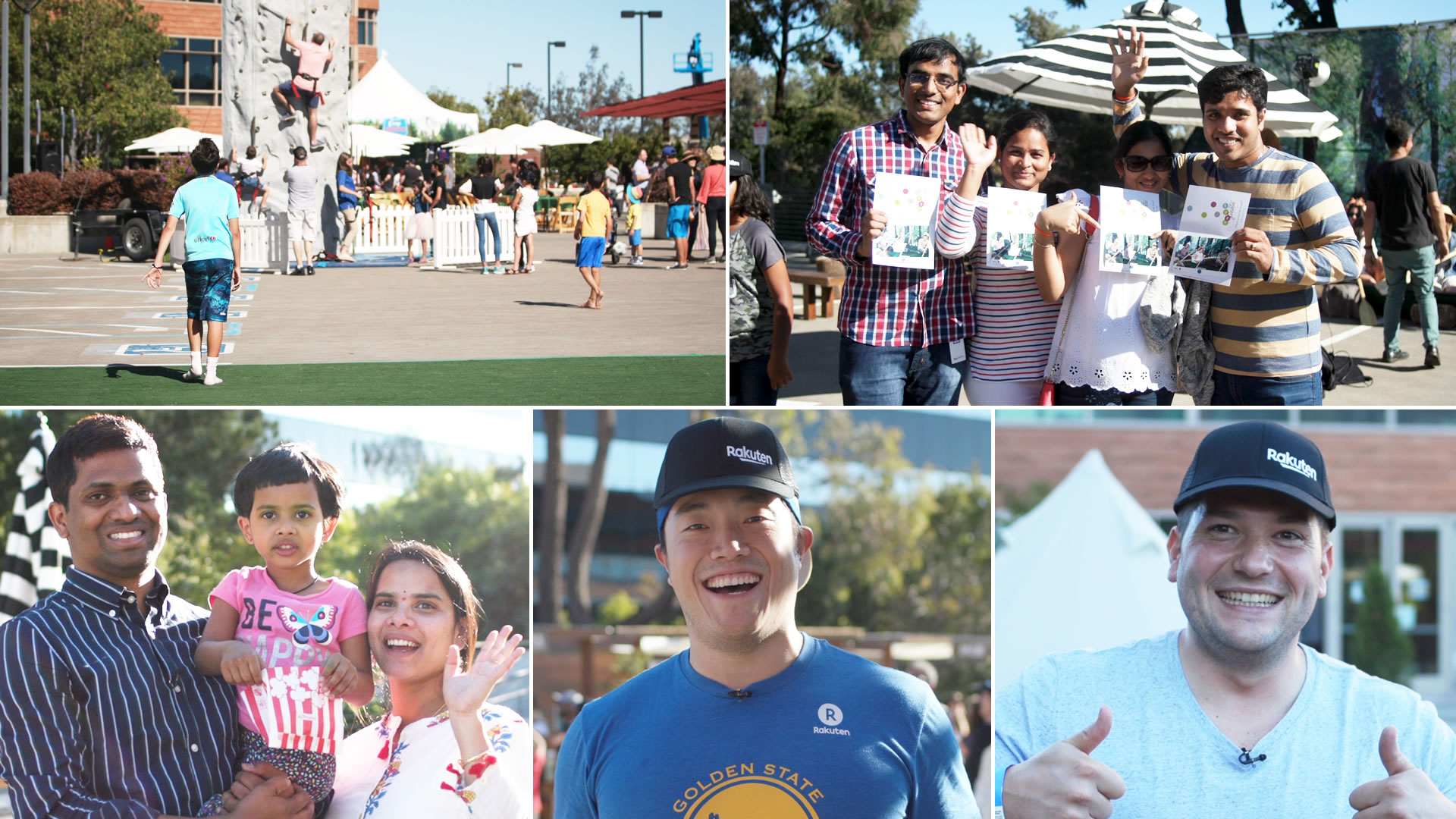 Rakuten Crimson House West's Summer Camp Bash
