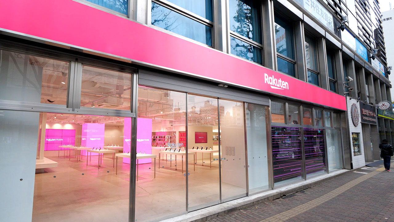 Rakuten Mobile Announces Program Expansion & New Store Design