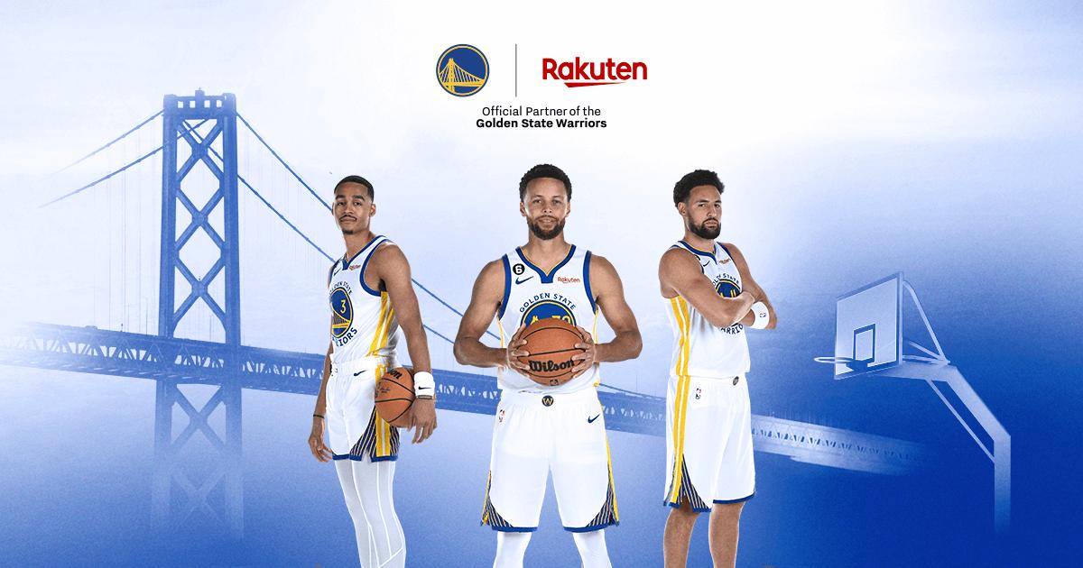 Rakuten × Golden State Warriors Special Webpage feb46a62e